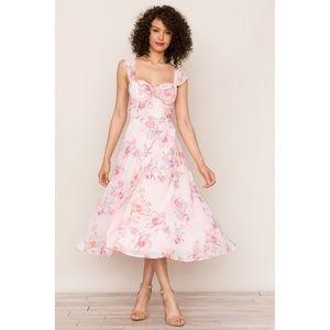 NWT Yumi Kim Ariana Dress M Medium Lovers Dream